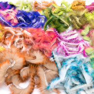 Hareline Tiger Barred Rabbit Strips
