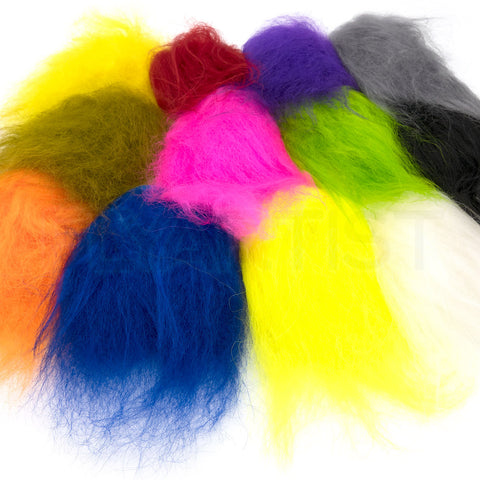 Hareline Icelandic Sheep Hair - Fly Tying & Fly Fishing