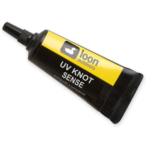 Loon UV Knot Sense - Fishing Line Glue