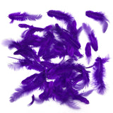 Metz Soft Hackle - Purple