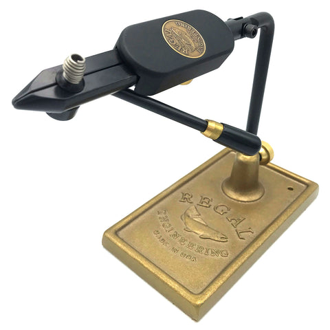 Traditional base Regal Medallion Fly Tying Vise