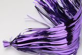 Saltwater Flashabou - Purple