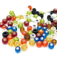 Hareline Tyers Glass Beads - Fly Tying