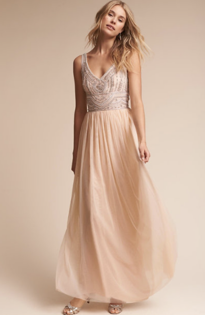 The White Box Contents: Bridesmaid Dress Ideas