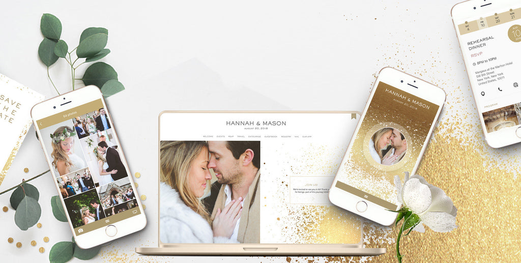 Benefits of Wedding Websites