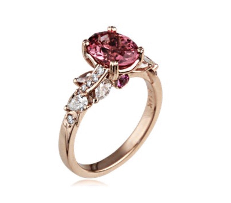 Unique Engagement Rings: Where to Get Them + Our Favorite Styles
