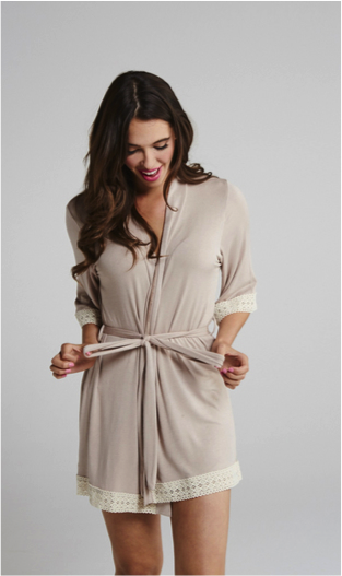 Best Bride and Bridesmaid Robes