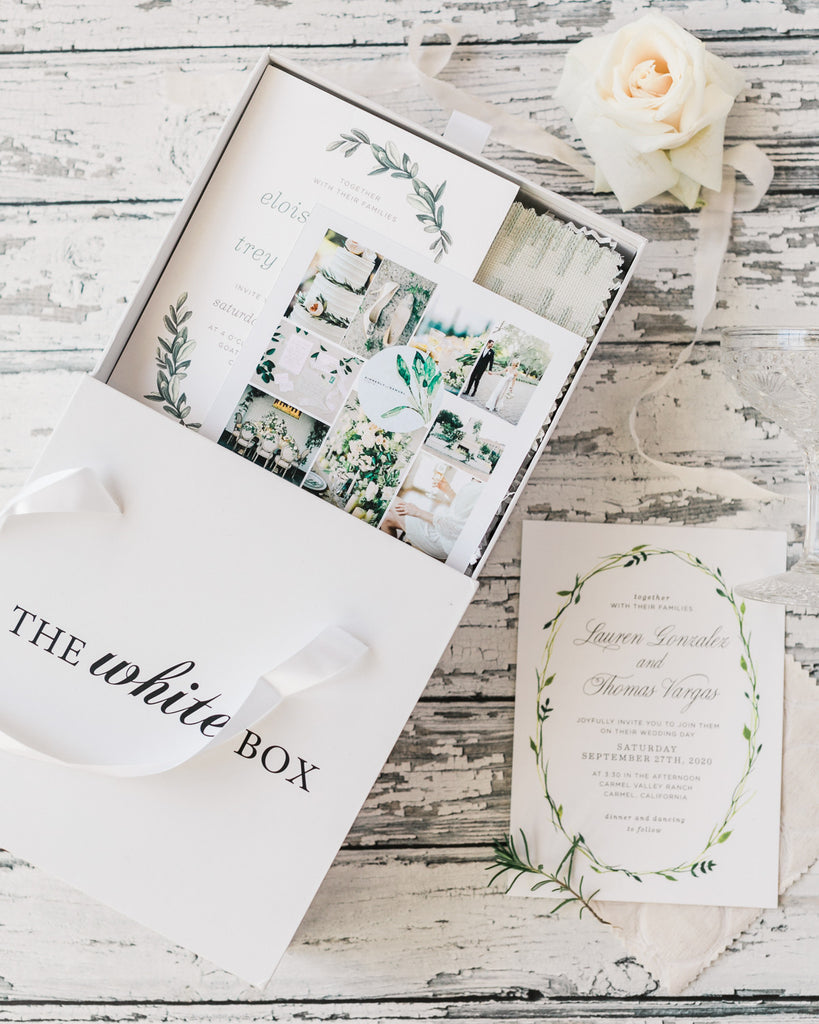 The White Box - The White Box