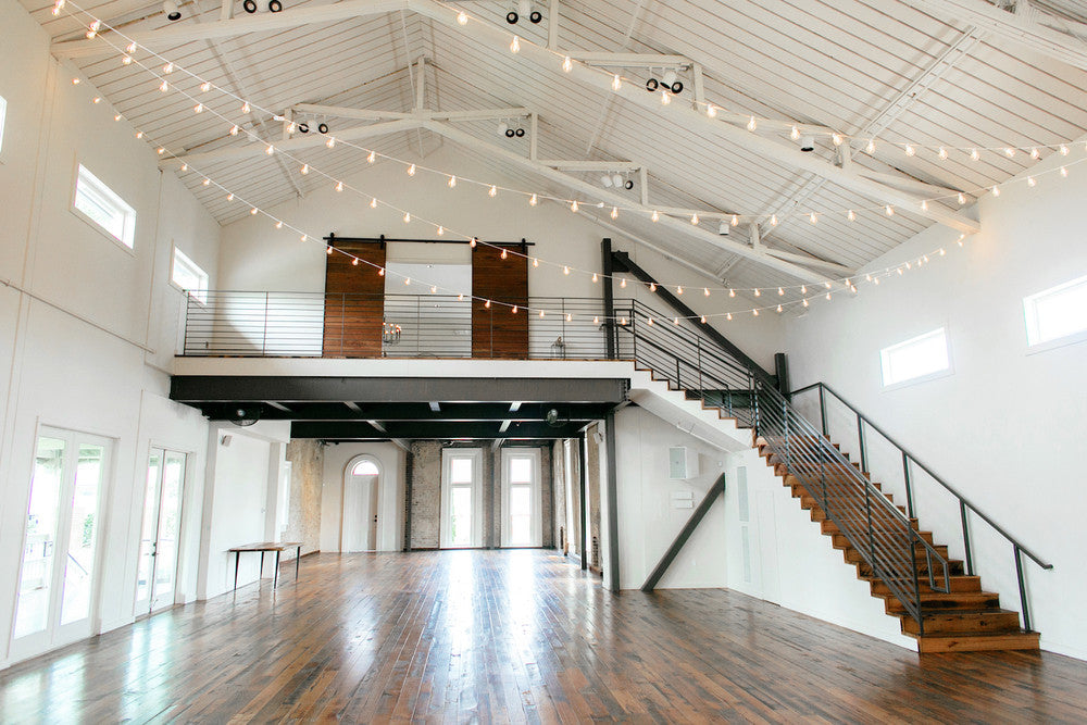 Wedding Venue Research - The White Box