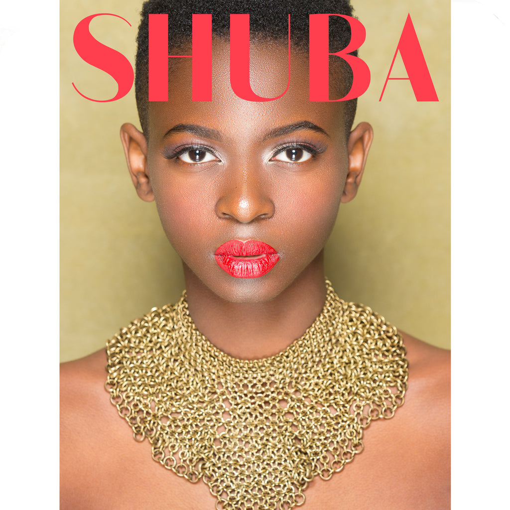 As Seen On Cover Shuba Magazine!