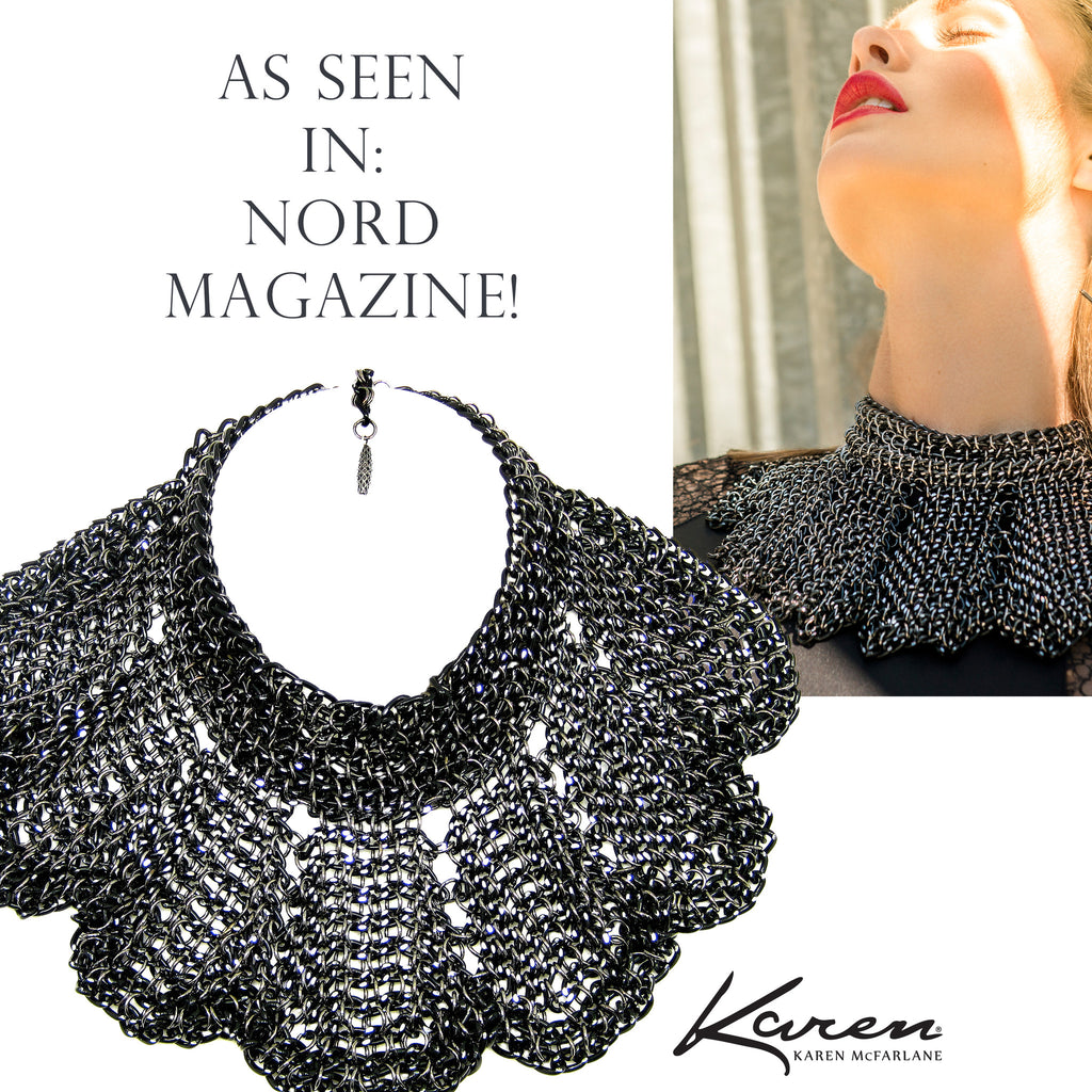 As Seen In: Nord Magazine!