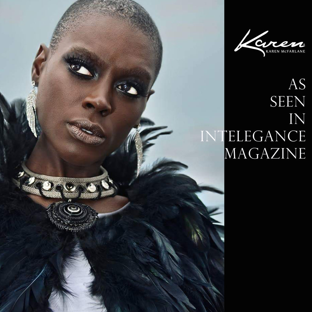 As Seen In Intelegance Magazine