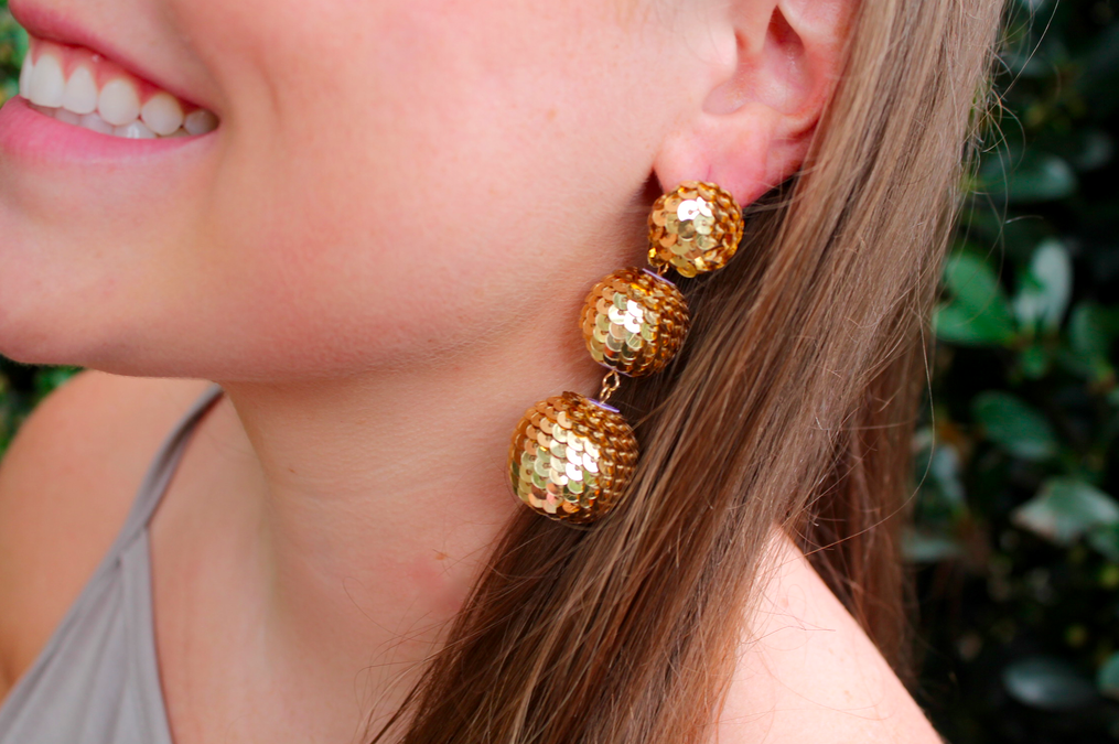 Good Vibrations Earrings