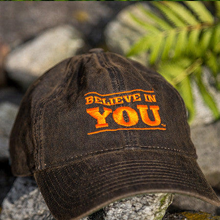 Believe In YOU! Adjustable Cap