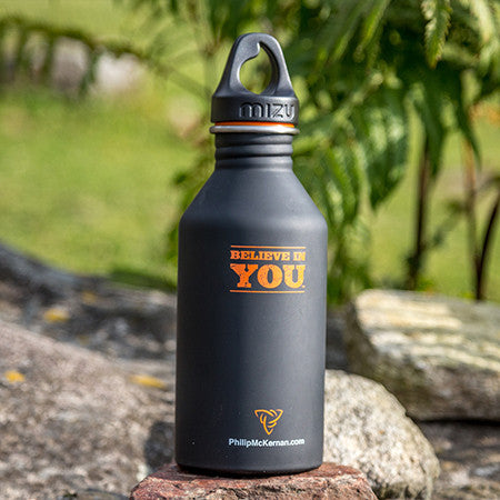 Believe In YOU! 20oz. Water Bottle