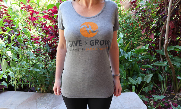 Give & Grow Shirt - Womens