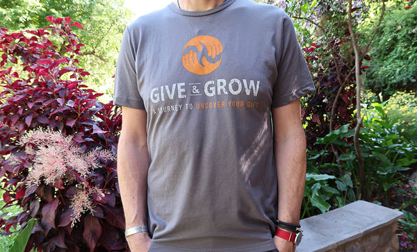 Give & Grow Shirt - Mens