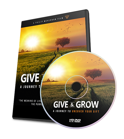100 Copies of Give & Grow DVD (Plus Digital Copy)