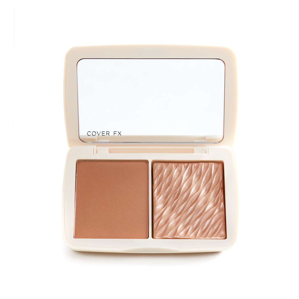 Monochromatic Bronzer Duo