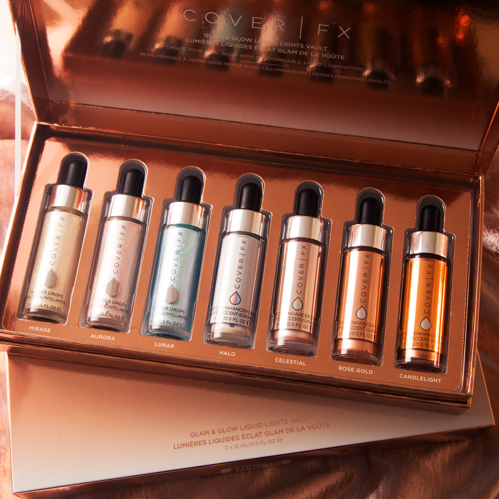 Glam & Glow Liquid Lights Vault