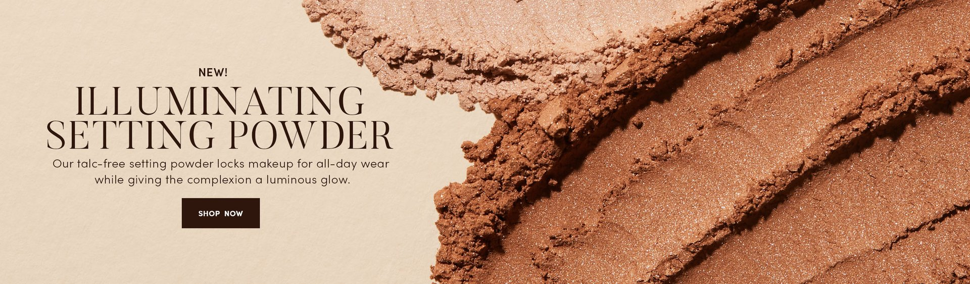 Shop Illuminating Setting Powder