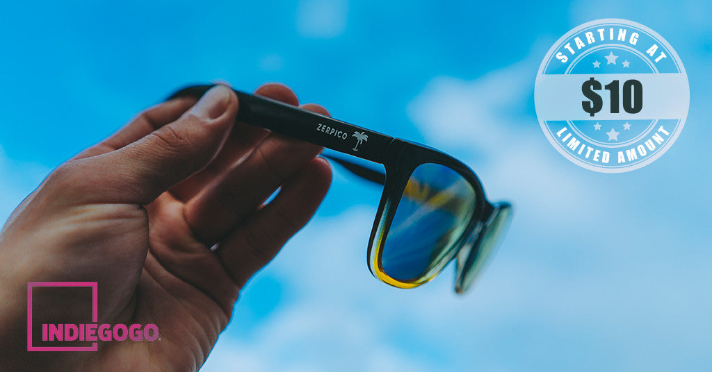 Live on Indiegogo! Get our new MOO:D sunglasses for only $10 right now!