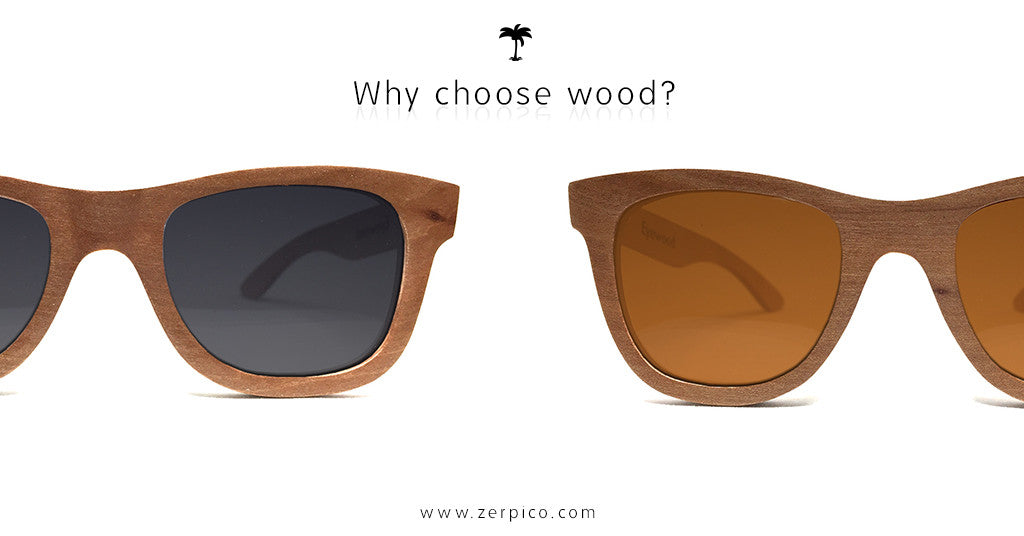 Looking for new sunglasses? Why should you go for wooden? Here's why.