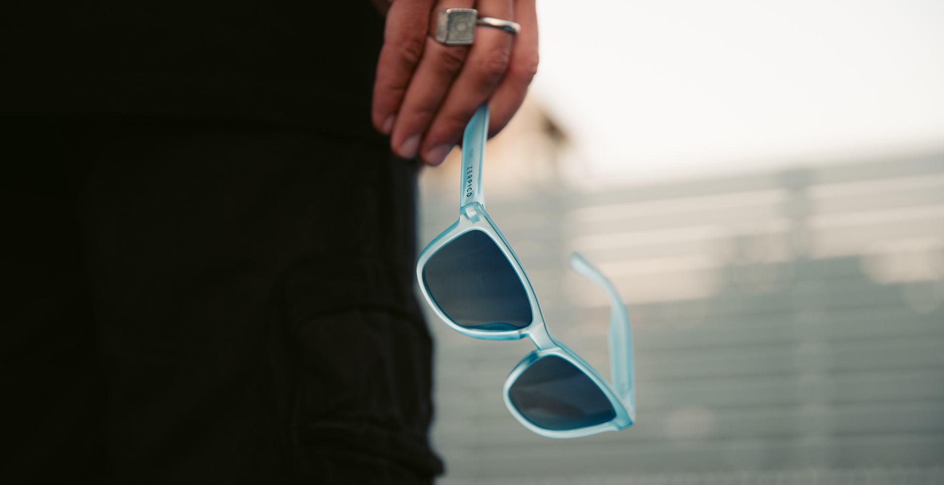 A range of affordable sunglasses that will fit everyone.