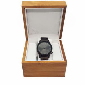 Wooden watch from Zerpico - In box