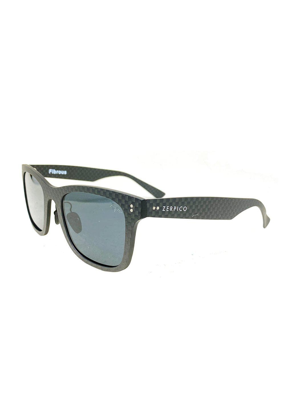 Carbon Fiber Sunglasses - Fibrous V4, full carbon fiber sunglasses.