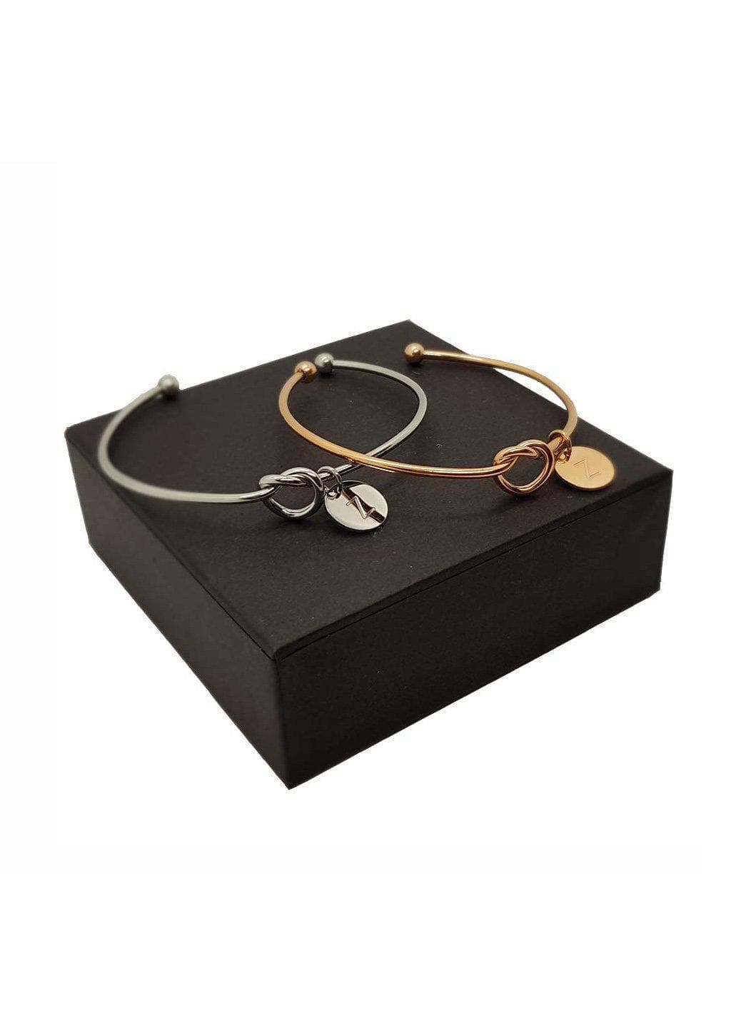 Knot Bangle - zerpico