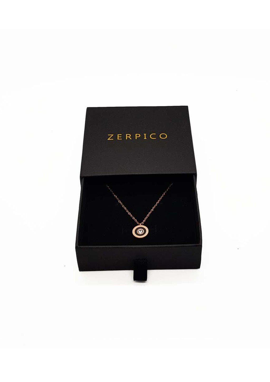 Jericho Rosé Gold Necklace - zerpico