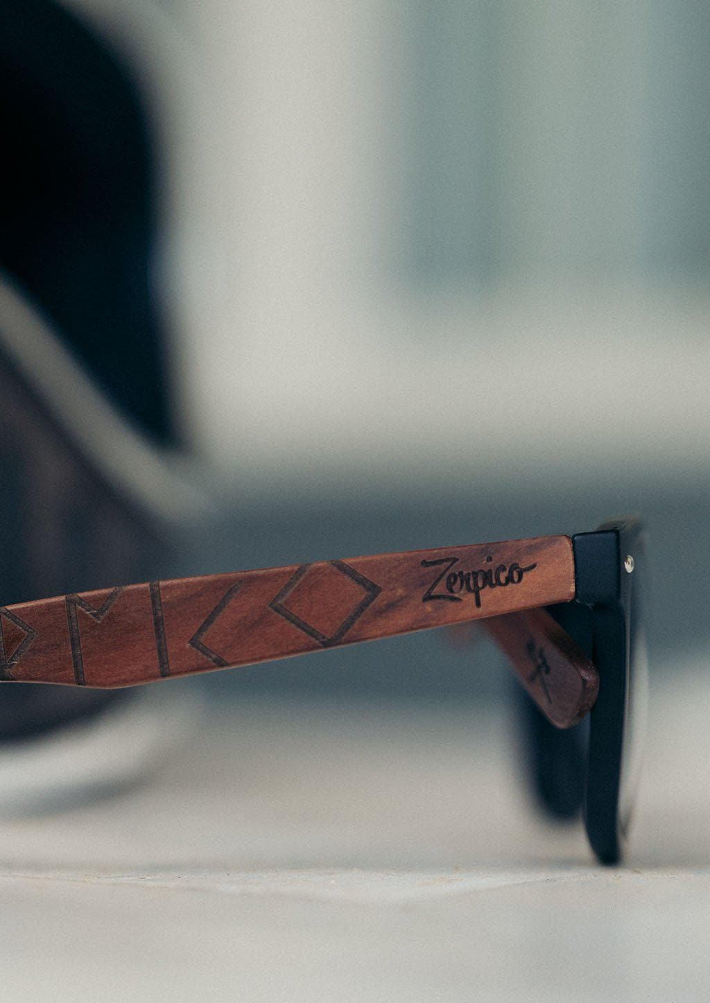 Eyewood Wayfarer  Spec. Ed. - Viking - In Bali