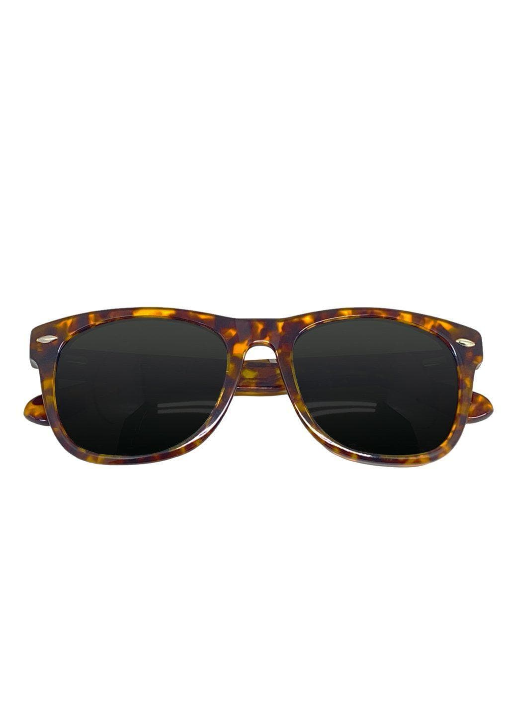 Eyewood Wayfarers - Fusion - Lynx - A mix of acetate and wood makes theses sunglasses unique.