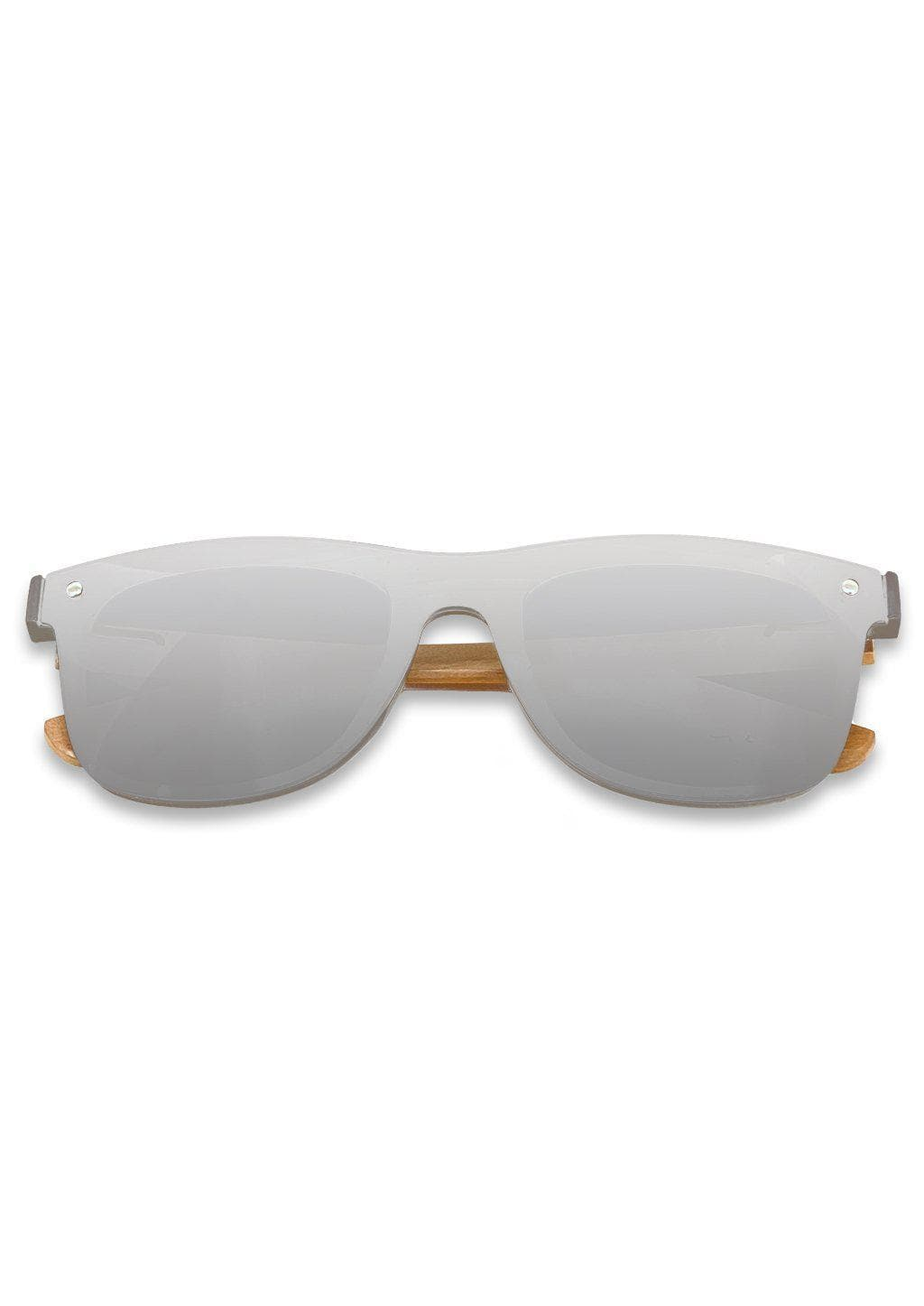 Eyewood tomorrow is our modern cool take on classic models. This is Perseus with silver mirror lenses. Nice wooden sunglasses.