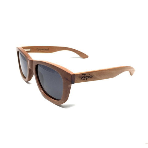 Eyewood Wayfarer - Wade - All wooden sunglasses
