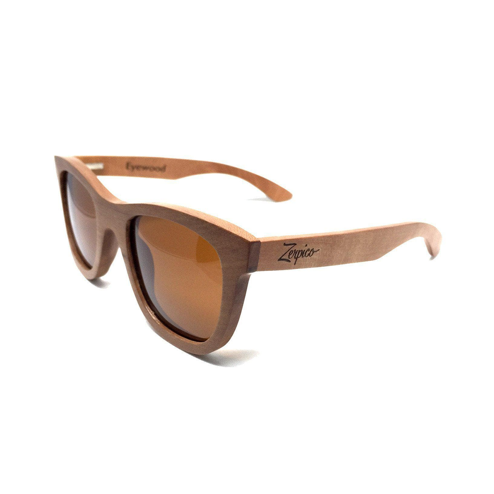 Eyewood Wayfarer - Waki - All wooden sunglasses