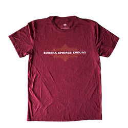 2019 Eureka Springs Enduro Official Race Tee
