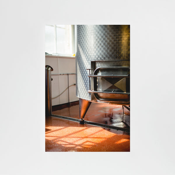 Beer Yorkshire Art Print - Saltaire Brewery