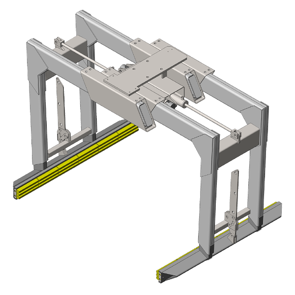 Brick Pallet Grapple- GRA-PL