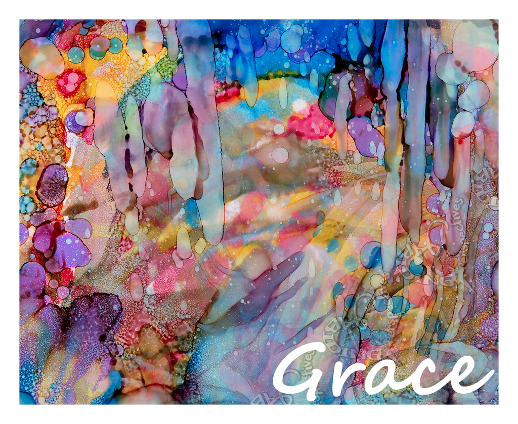 Grace! What A Newness, This September's Gifts & Glories...
