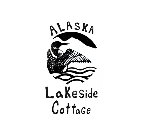 Alaska Lakeside Cottage
