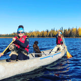 More canoeing in Turnagain Pass ski buffs