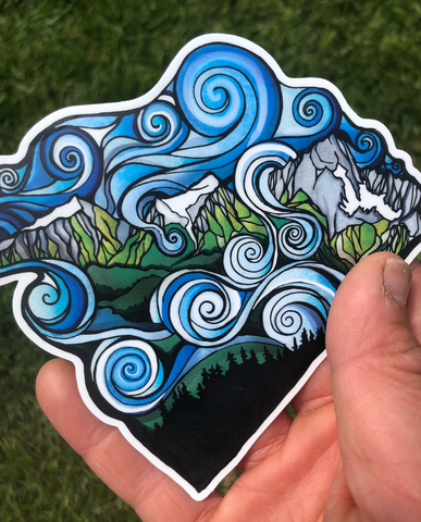 Seward Sticker