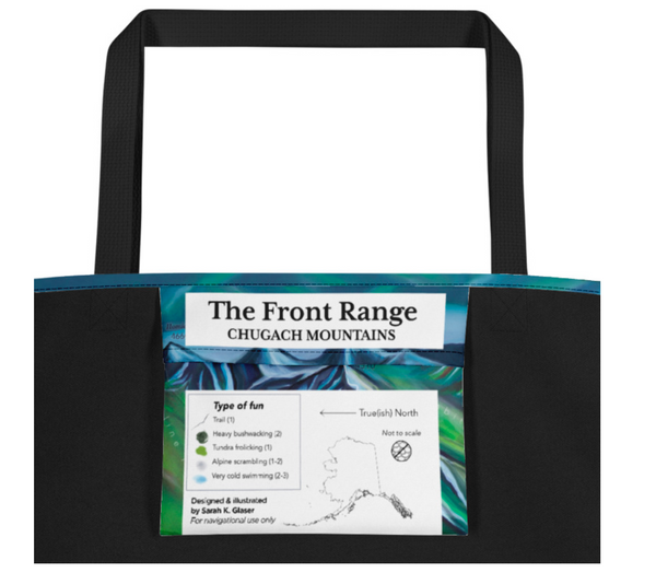 Front Range Shoulder Bag