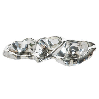 Beatriz Ball Collection triple server tray