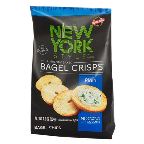 New York Style Bagel Chips