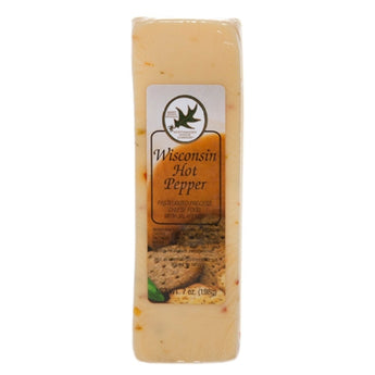 Wisconsin Hot Pepper Cheese