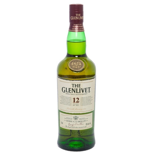 Glenlivet Scotch