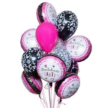 Balloons Bachelorette Party
